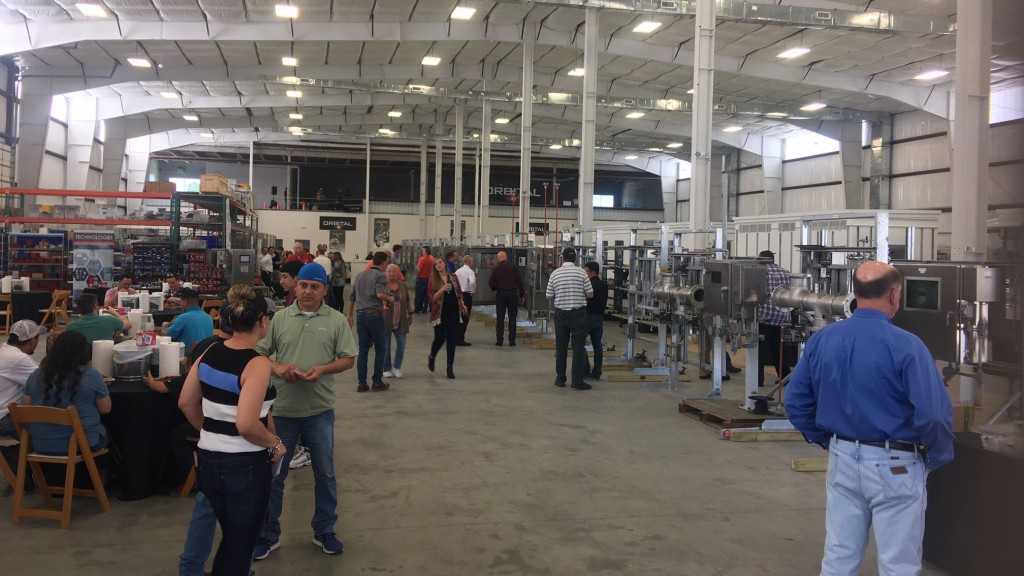 More than 150 attendees, including midstream and downstream end users and service companies, viewed featured technologies including, GasPT® analysis units, VE Technology® sampling equipment, Mercury Analyzer systems, Integration modules and BioMethane solutions.