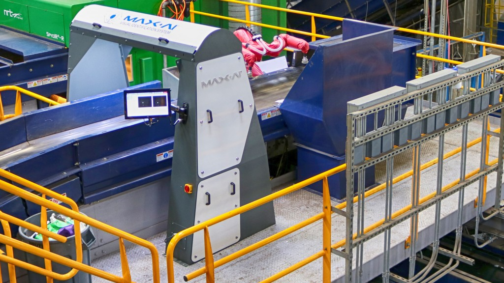 ​BHS launches Max-AI AQC-C sorting system