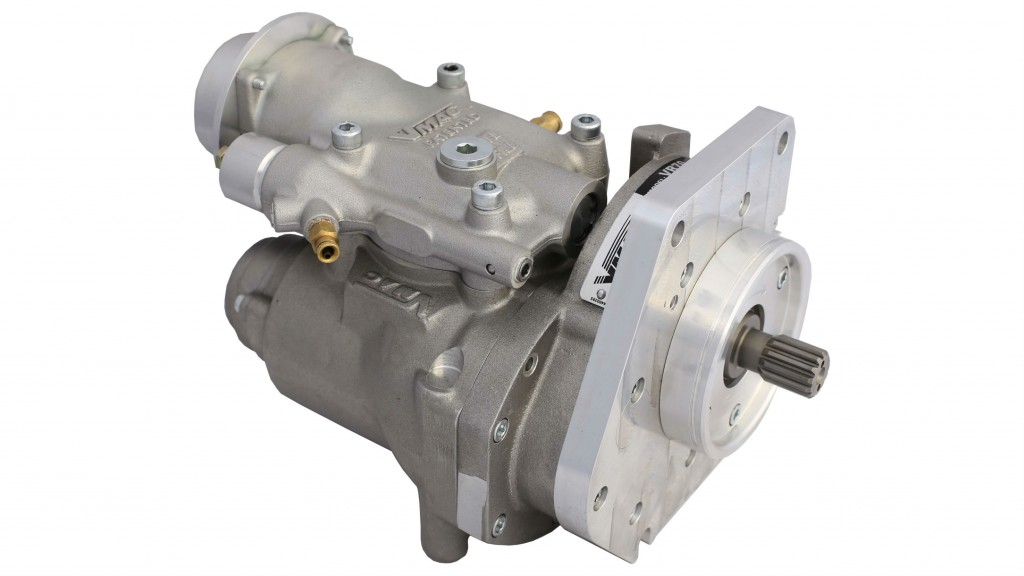 VMAC's direct drive air compressors mount to SAE A, B and C ports on industrial engines, as well as PTOs.