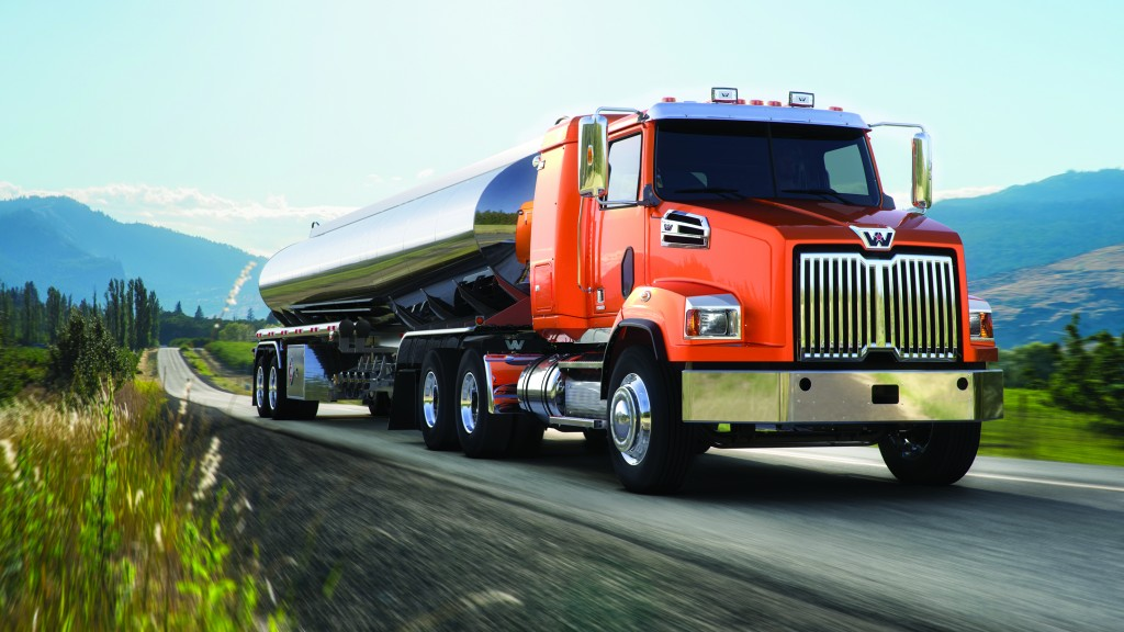 Full refresh for  Western Star 4700