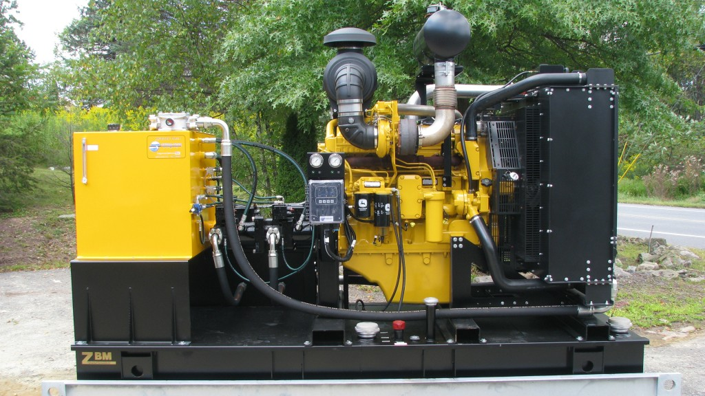 Hydra-Tech pumps and hydraulic power units can handle demanding tasks