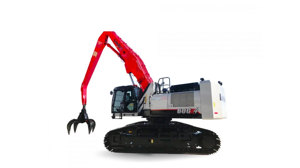 The 600 X4 MH is purpose- built for material handling and demolition applications, featuring a two-piece attachment with hose burst check valves.