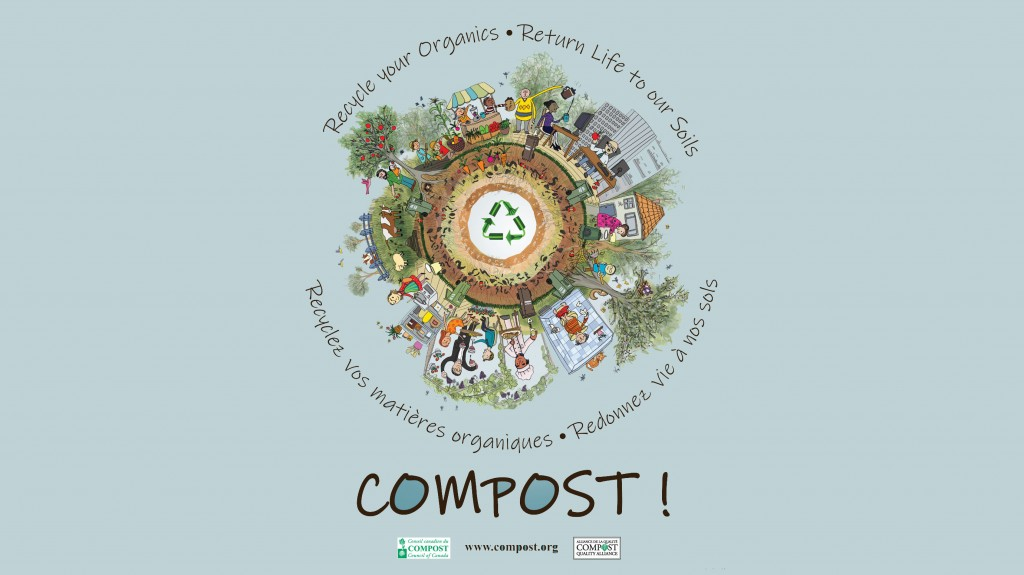 National Arts Centre compost program to divert 500,000 containers