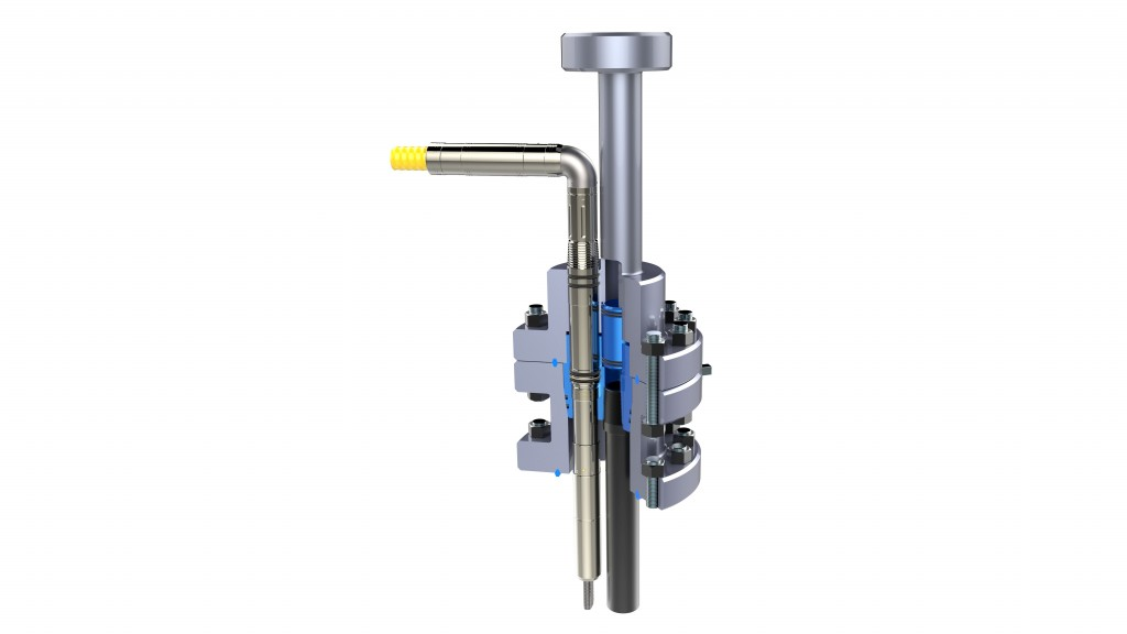 Wellhead penetrator systems from ITT BIW Connector Systems on display at SPE event