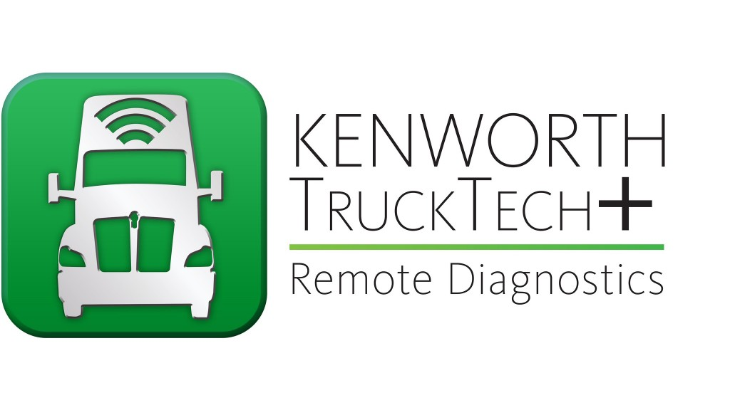 Kenworth offers TruckTech+ remote diagnostics for its medium duty conventional trucks