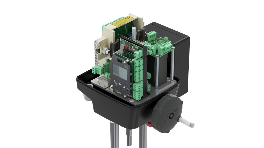 Why actuators for connected industry run on brushless DC