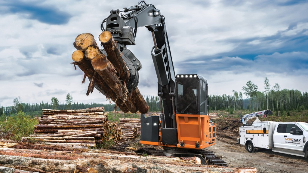"""""""Nortrax is excited to see the Hitachi DHSP products join our lineup,"""" says Chris Holmes, Nortrax President and CEO."""