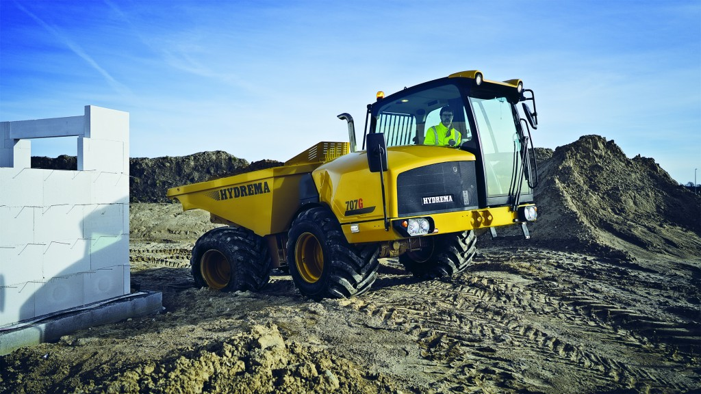 In its 60th year, The Danish construction equipment manufacturer will launch a new dump truck that breaks with old traditions by offering a brand new design in the 6-9t sector.