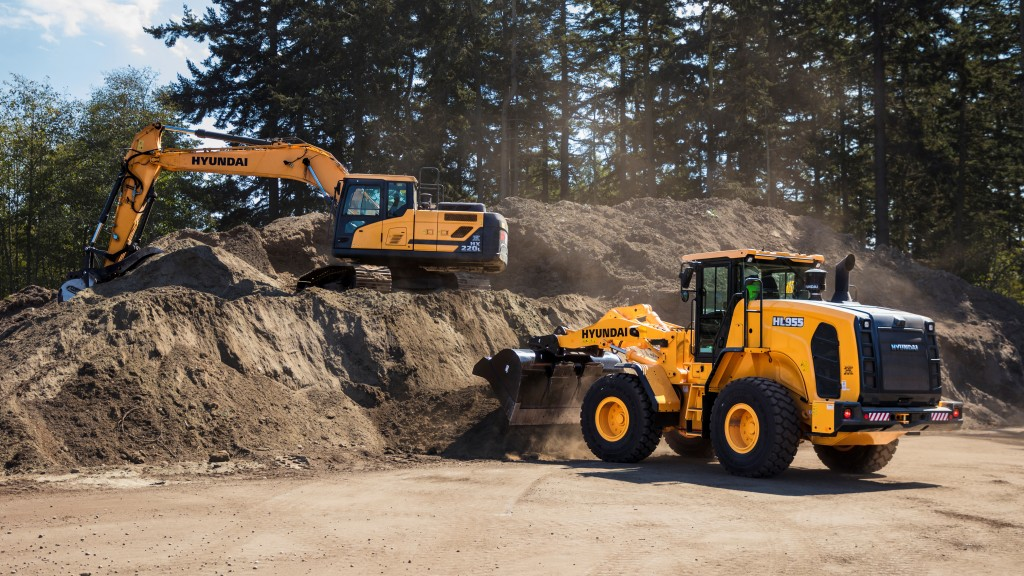 """Under Sourcewell's heavy construction equipment contract, Hyundai will enjoy awarded vendor status with a large and diverse market of government and educational customers for our full line of excavators, wheel loaders, compaction rollers, breakers and components."""