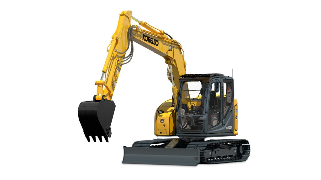 The enhanced KOBELCO SK75SR-7 and SK85CS-7 deliver greater efficiency, productivity, power and speed and boast design improvements for comfort and control.
