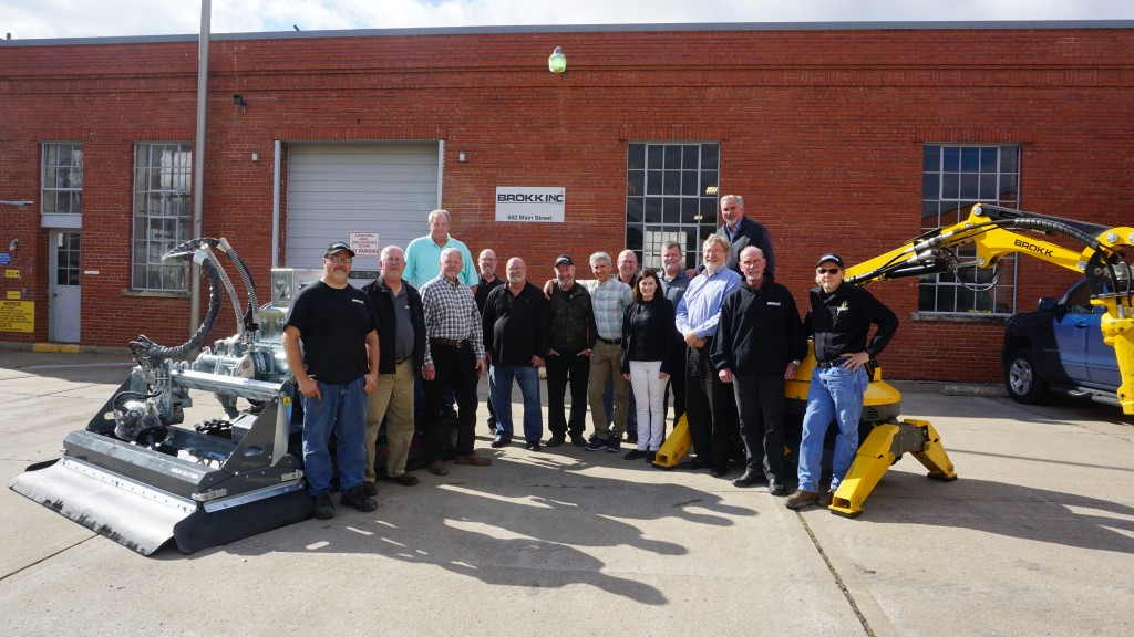 Brokk Inc. has opened the doors to its new Demonstration and Service Center in St. Joseph, Missouri, expanding its North American coverage and bringing the number of locations to three.