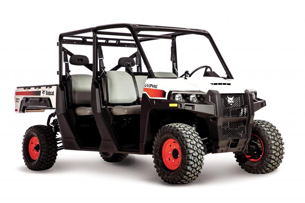 Bobcat Company - UV34XL Utility Vehicles