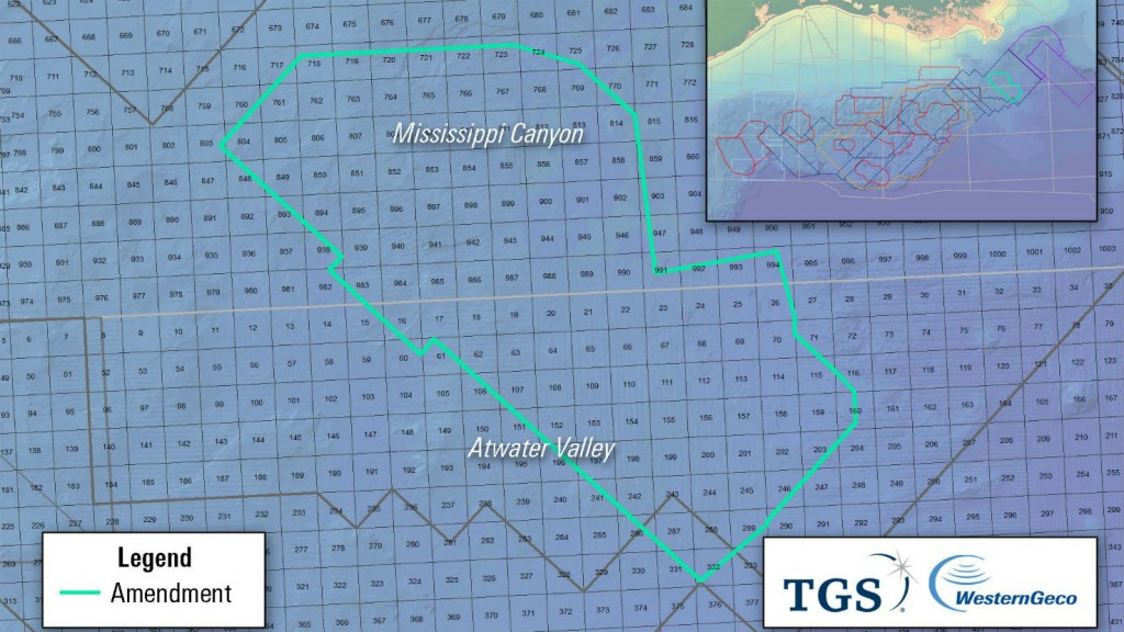 TGS, Schlumberger to collaborate for ocean-bottom node projects in Gulf of Mexico