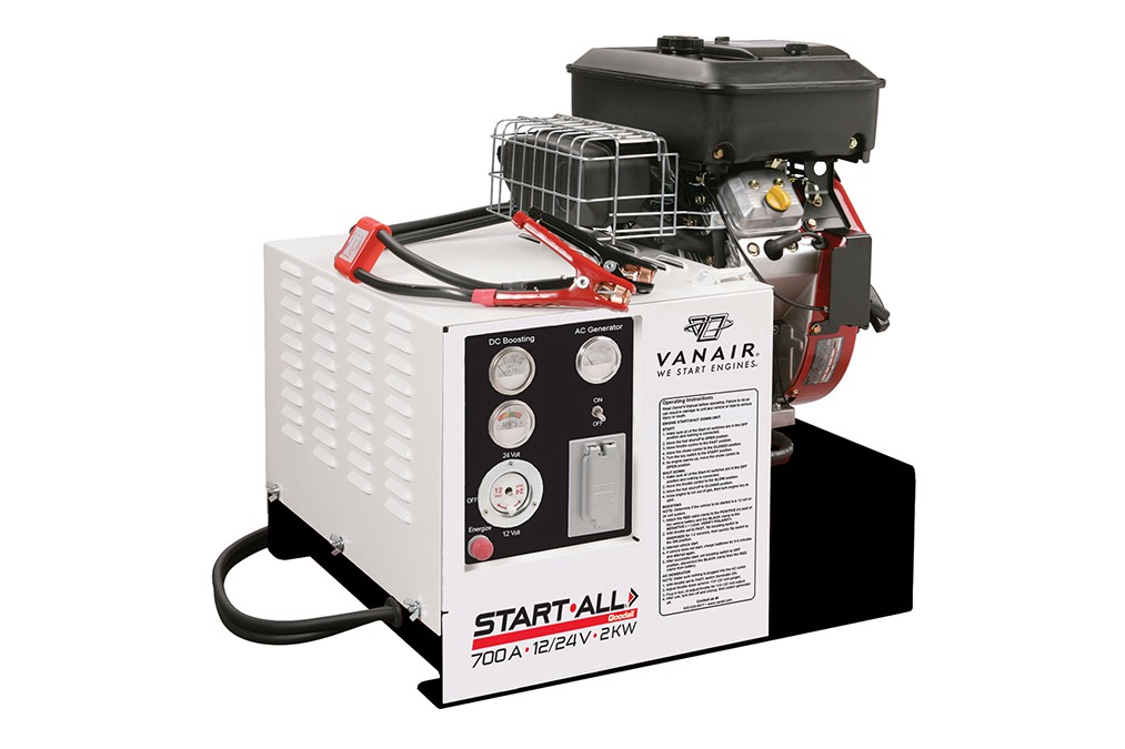 Start•All® 700AMP - 12/24V - 2kW