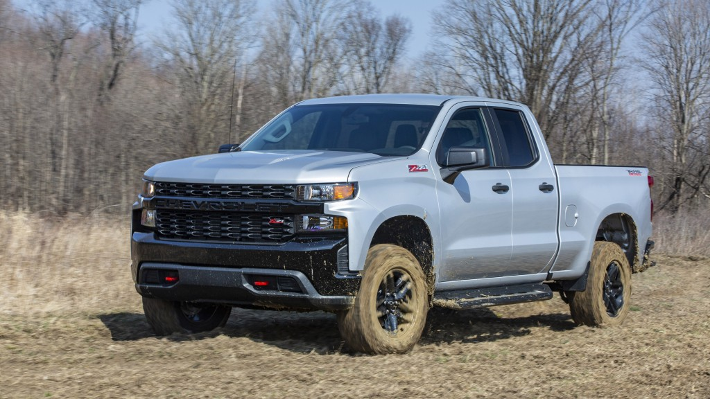 """In today's truck market, customers continually demand more features, more technology and more capability,"" said Tim Herrick, executive chief engineer of Full-Size Trucks."