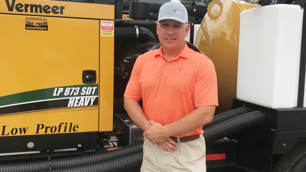 Over the years, Dewitt has held various equipment sales roles with increasing responsibilities — including previous positions with Vermeer Pacific and Vermeer Rocky Mountain. He has also served in the United States Air Force and as a police officer in Billings, Montana, and Visalia, California.