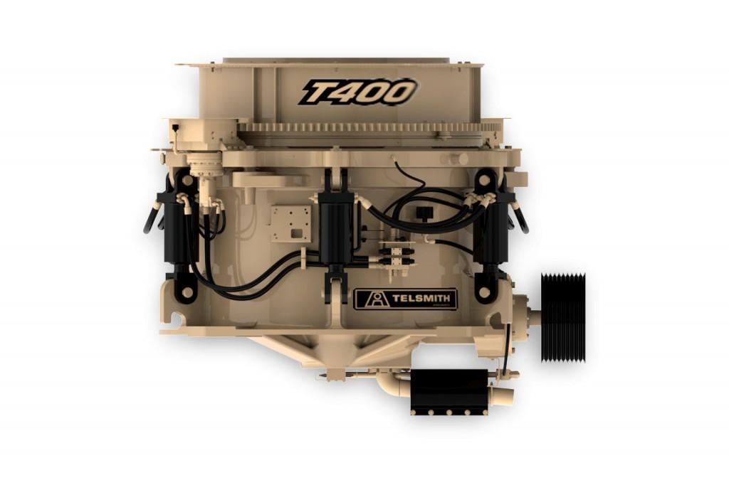 Telsmith Inc. - Titan™ T400 Portable Cone Crushers