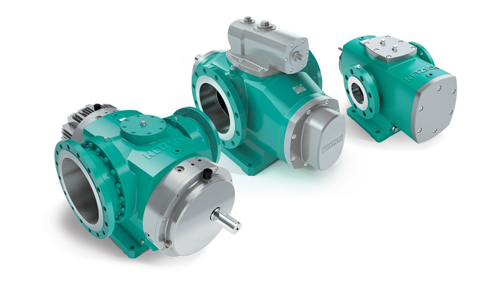 The NETZSCH NOTOS multiple screw pump is an excellent choice for rail car and ship loading and offloading, as well as tank-to-tank transfer.