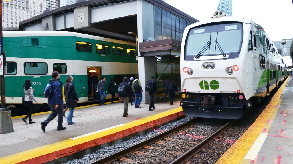 CIB announces $2 billion to expand GO transit.