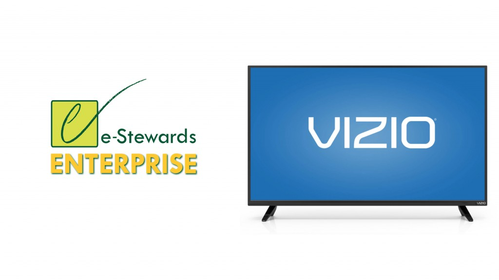 Besides being one of the leading manufacturers of consumer electronic products, VIZIO is a company known to be passionate about reducing the industry's overall environmental impact.