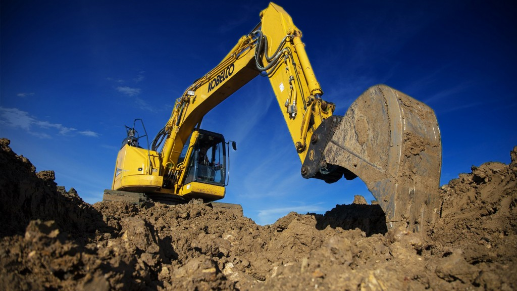 KOBELCO USA appoints Transport Camille Dionne as a full line excavator dealer in Quebec.