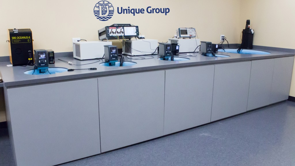 State-of-the-art instruments to assist with various sensor calibrations.