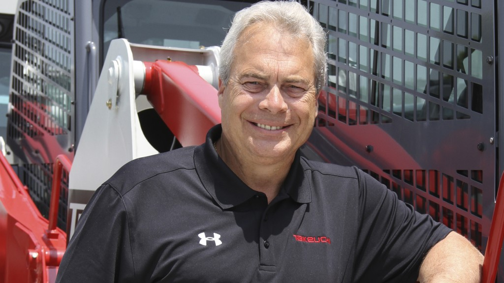 """We are excited to bring Henry aboard to the Takeuchi team, especially with a great deal of experience in our industry and equipment already,"" said Clay Eubanks, president at Takeuchi-US."