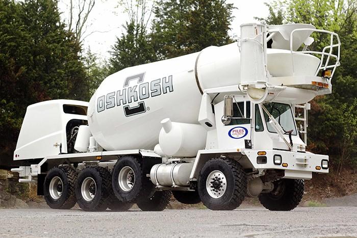 McNeilus - Oshkosh® S-series™ Concrete Mixers