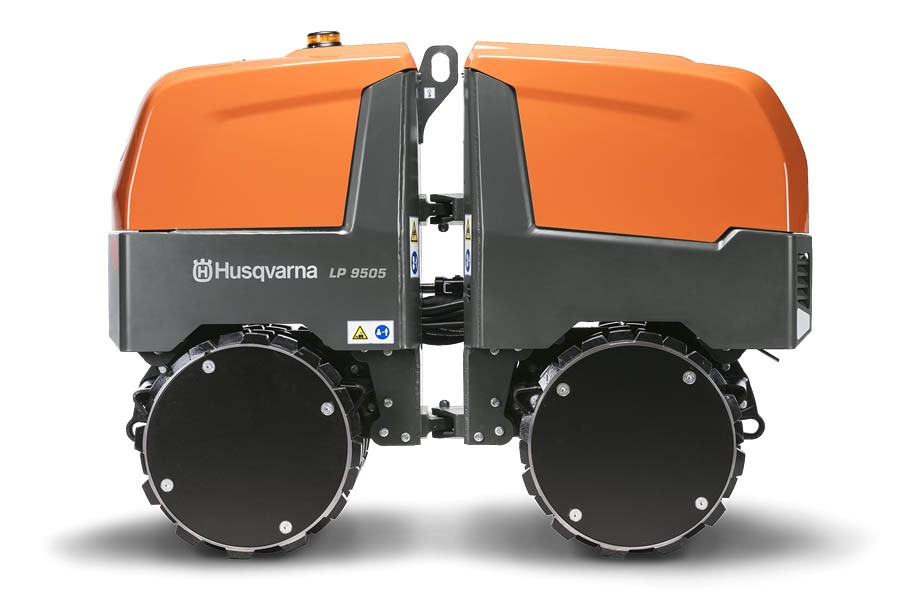 Husqvarna Construction Products - LP 9505 Compactors