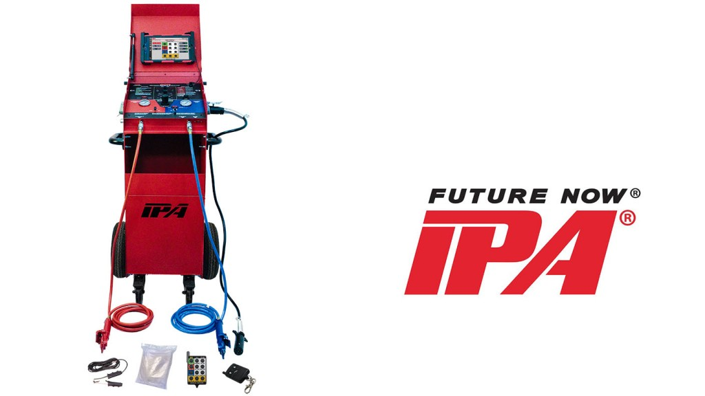 The #5700A is the most advanced trailer inspection system in the world.
