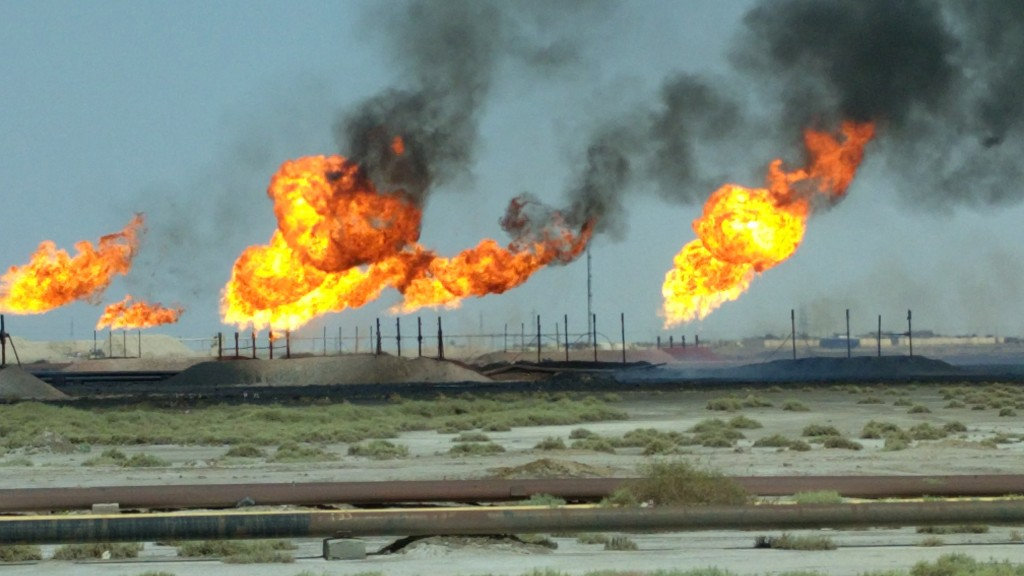 """While we cannot control all factors that contribute to gas flaring, we can and must address the regulatory frameworks, infrastructure and technology gaps to utilize or conserve associated gas,"" said Riccardo Puliti, the World Bank's Senior Director and head of its Energy & Extractives Global Practice."