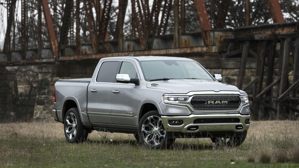 Torque and fuel economy will be hallmarks of the 2020 Ram 1500 EcoDiesel pickup.