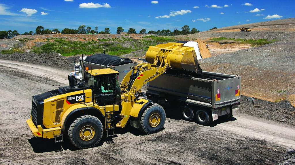 Cat M Series wheel loader updates include lower operating costs and