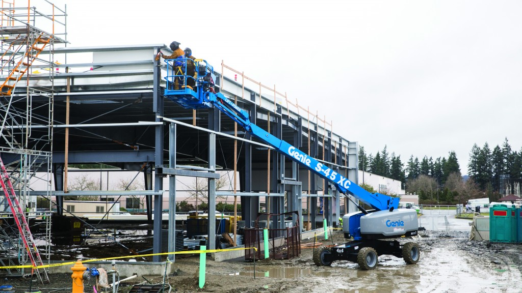Genie adds two more XC models to telescopic boom lineup
