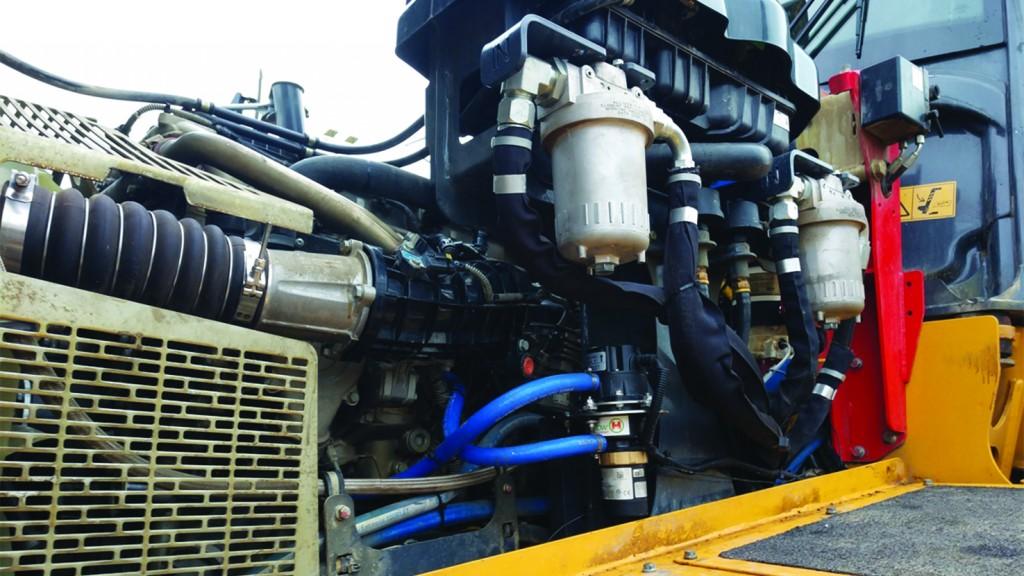 HOTSTART systems can be retrofitted onto a variety of engine types and uses.