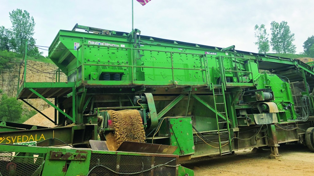 Technology, changing approaches to buying push aggregates industry in new directions