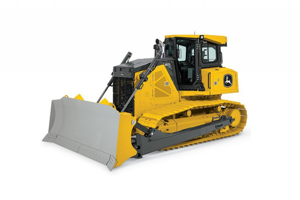 John Deere Construction & Forestry - 850L Crawler Dozers