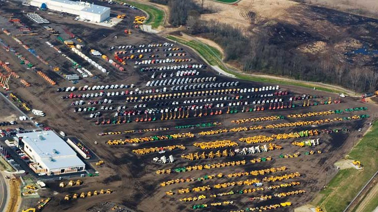 Huge pipeline construction auction scheduled for Columbus, OH
