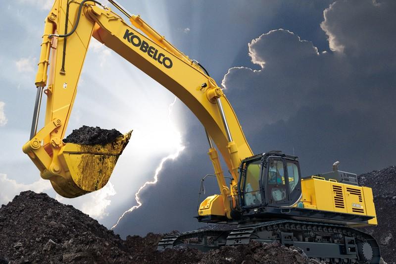 Kobelco Construction Machinery U.S.A Inc. - SK850LC-10 Excavators
