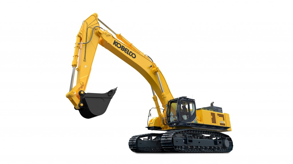 The enhanced KOBELCO SK850LC-10 features cutting-edge power and efficiency capabilities.
