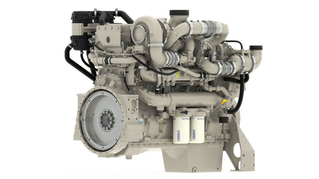 The new Perkins® 2806J-E18TTA achieves a powerful 800 hp (597 kW) at 1800 rpm and comes with the option of engine mounted aftertreatment (EMAT).