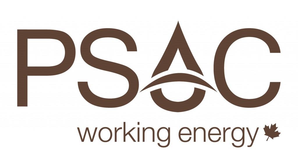 Petroleum Services Association of Canada (PSAC) logo.