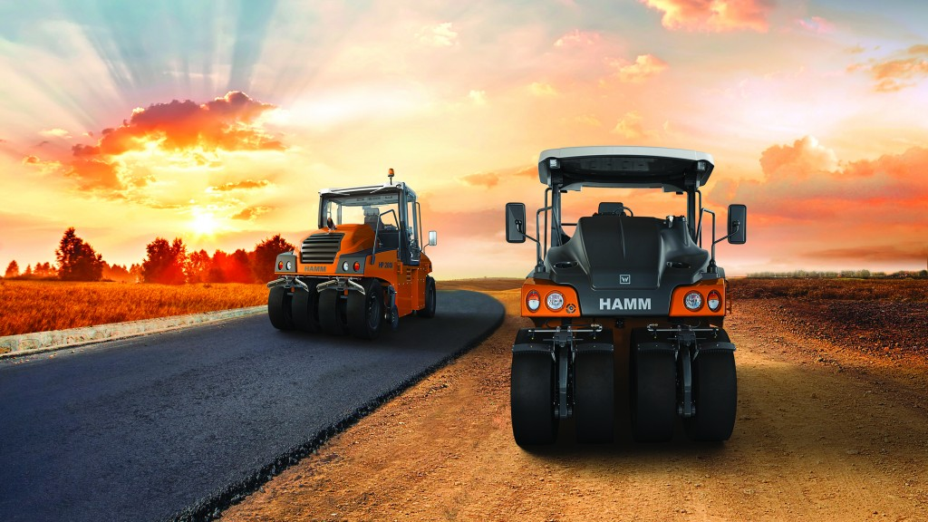 New generation of pneumatic tire rollers
