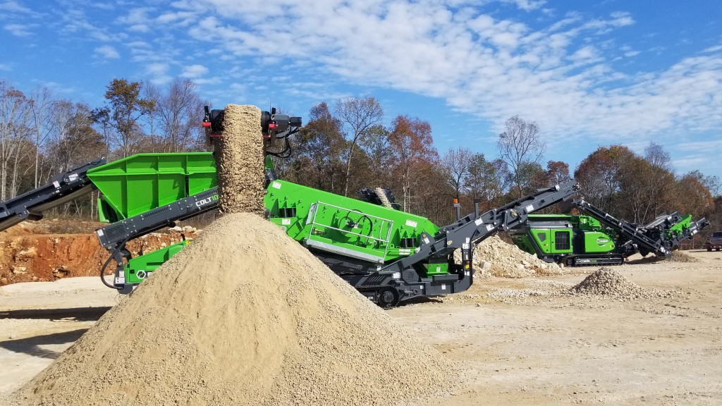 """EvoQuip are delighted to be working with Emerald Equipment on returning to the USA for a second open event. Together we will bring specialists on site to discuss the latest compact crushing and screening innovations from EvoQuip."""