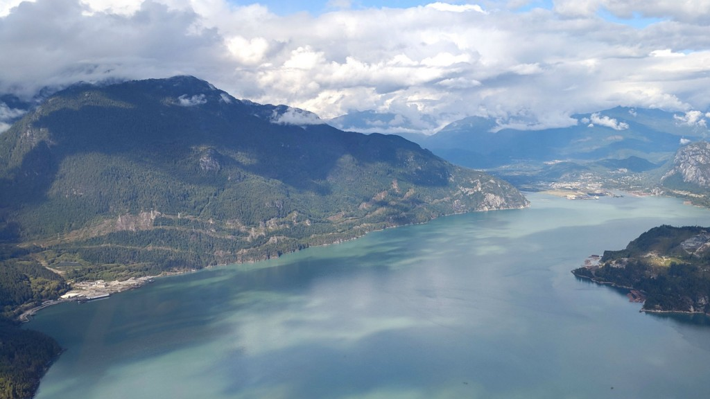 Woodfibre LNG, to be built on a site south of Squamish, BC on Howe Sound (shown at left), has signed a key customer agreement.