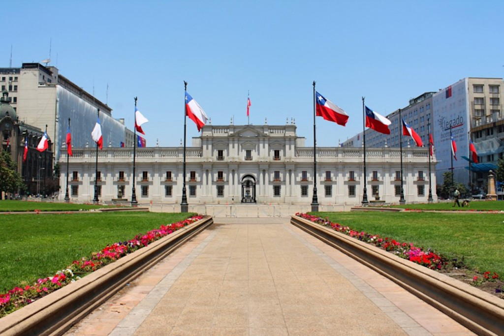 Government Palace of Chile installs Power Knot biodigester to manage food waste on site