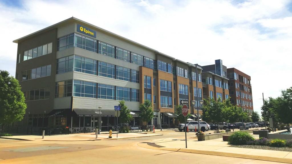 Epiroc USA moves headquarters to suburban Denver technology hub