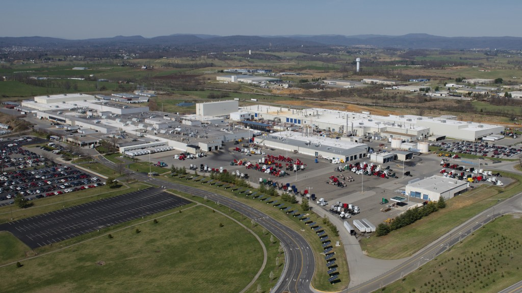 The Volvo Group today announced plans to invest nearly $400 million over six years to upgrade the New River Valley, Virginia plant that produces all Volvo trucks sold in North America.