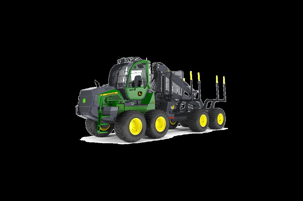 John Deere Construction & Forestry - 910G Forestry Forwarders