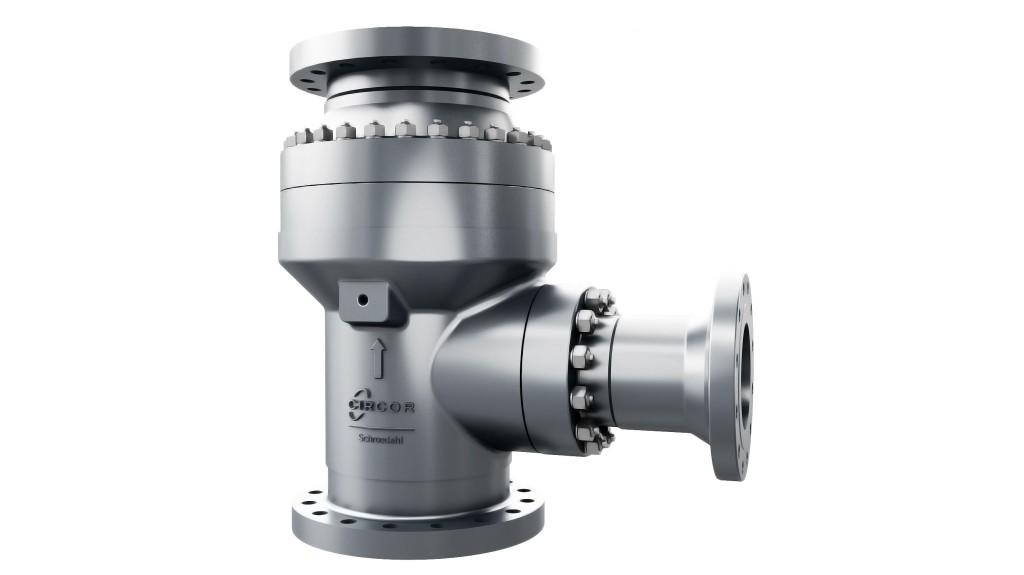 A valve